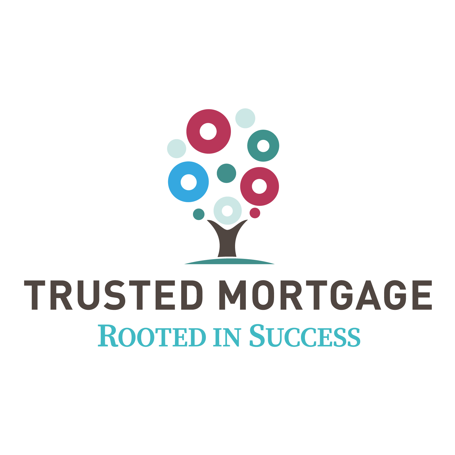 Branding Logo for Trusted Mortgage in Market Harborough and Desborough